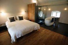 Badkamer Slaapkamer Ineen : Beste afbeeldingen van badkamer in slaapkamer attic bedrooms