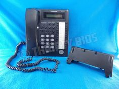 Panasonic KX-T7731 B Advanced Hybrid System Proprietary Telephone 1 Line Black  #Panasonic