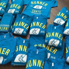 🔥free shirt🔥 with purchase of 3 month runner crate plan. Use coupon code: shirts. Limited amounts availible.