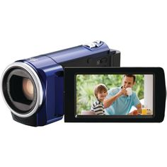 JVC Digital Video Camera Everio Flash Memory