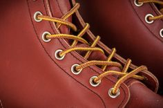 """Red Wing Heritage 6"""" Work Moc Toe - Oro Russet Portage - Footwear - The Priory - 11"""