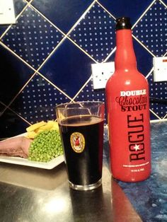 Rogue Double Chocolate Stout ****1/2