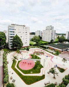 ALFORTVILLE_GD-ENSEMBLE_16-06-29-433 « Landscape Architecture Works | Landezine