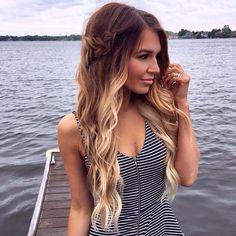ℋoℓℓⅈⅇ @holliewdwrd Instagram photos   Websta I just luv the hair color.....Sabrina Alvarez  sanger ca