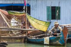 Floating Village  Siem Reap, Cambodia