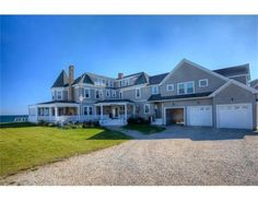 $2,865,000 SPECTACULAR MINOT BEACH WATERFRONT PROPERTY! MAGNIFICENT 152 FOOT DIRECT OCEANFRONT WITH BREATHTAKING VIEWS ON EVERY FLOOR. THIS NEWLY RENOVATED 6 BEDROOM HOME HAS IT ALL. FABULOUS WIDE OPEN FLOOR PLAN FOR ENTERTAINING AND FAMILY LIVING. THIS MAGNIFICENT, WELL LOCATED AND SPACIOUS RESIDENCE OFFERS A STATE-OF-THE-ART GRANITE CUSTOM KITCHEN, GRACIOUS FORMAL DINING & LIVING ROOM, OUTSTANDING GREAT ROOM AND LUXURIOUS MASTER BEDROOM SUITE. INVITING DECK AND PORCH WITH A LARGE LEVEL…