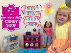 American Girl Candy Shop