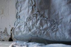 hand dyed vintage textile via Etsy