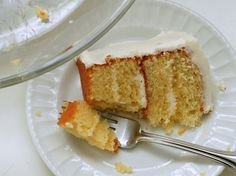 French Yogurt Cake with Orange Marmalade Filling