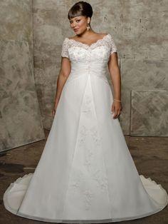 Unique Plus Size Wedding Dresses | Unique Wedding Dresses For Plus Size Women, Beach Weeding Dresses Best ...