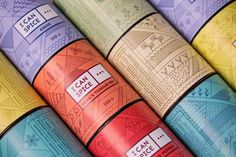 Experimental and Playful Premium Spices Branding and Packaging - World Brand Design Packaging World, Spices Packaging, Cool Packaging, Food Packaging Design, Coffee Packaging, Brand Packaging, Product Packaging, Packaging Ideas, Beverage Packaging