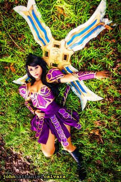 Sivir - the Battle Mistress by AstroKerrie on DeviantArt ...