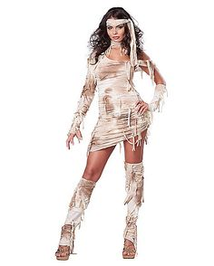 This is a super cute Women's Halloween Costume. Halloween Costumes like this are the epitome of sexy for Halloween 2018 California Costumes Women's Mystical Mummy Sexy Horror Costume, Tan, Large Mummy Costume Women, Easy Girl Halloween Costumes, Adult Costumes, Costumes For Women, Mummy Costumes, Adult Halloween, Costume Ideas, Halloween 2018, Popular Costumes
