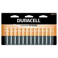 Duracell CopperTop AA Alkaline Batteries - 24 Count