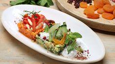 Der Sommer steht bevor, leichte und fettarme Gerichte schmecken dann besonders gut. Ein Taboulé-Salat ist ein besonders frisches Gericht und im Nu zubereitet
