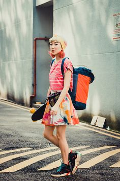Singapore | 25 Stunning Examples Of Street Style From Around The World