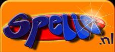 Spelle heeft een slechte website. Het gebruik van de kleuren blauw en oranje maken de website er niet mooier op. Het oogt amateuristisch door het gebruik van simpele lettertypes.
