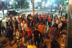 O bloco carnavalesco Sindicato dos Músicospromete levar muita folia ao centro de São Paulo, dia 27 de fevereiro, quinta-feira. A concentração começa às 18h e o bloco sai às 20h da frente do edifício Copan. A entrada é Catraca Livre.