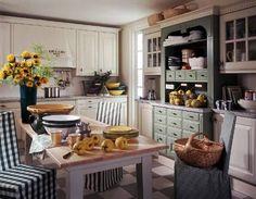 Küchen: Gruß aus Omas Küche - Wohnwelten - [LIVING AT HOME]