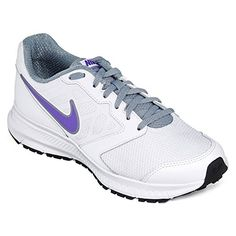 Nike Womens Downshifter 6 WhiteHyper GrapeMagnet Grey Running Shoe 8 Women US ** Learn more by visiting the image link.(This is an Amazon affiliate link and I receive a commission for the sales)