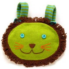 Lion Knit Backpack | Backpacks | Oh Baby Style
