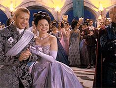 Once Upon a Time | Prince Charming and Snow White, Josh Dallas & Ginnifer Goodwin.