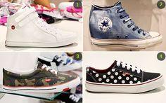 Couromoda 2015: saiba quais sapatos vão bombar nas lojas nos próximos meses - Moda - CAPRICHO