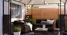 Este verano podrás disfrutar de tu terraza gracias a estos consejos para decorarla desde cero. Déjate inspirar por estas imágenes e ideas.