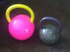 My new DIY kettlebells! | Mark's Daily Apple Health and Fitness Forum page