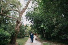 Woodsy Boho Wedding at The Winter Park Farmers' Market | Orlando Wedding Photographer | Mead Garden