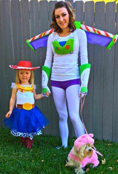 15 Matching Mother-Daughter Halloween Costume Ideas