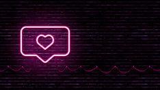 icon neon social glowing button adobe gemerkt brick