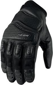 "icono negro superduty 2 super duty guantes de cuero moto cruiser todos los tamanos - Categoria: Avisos Clasificados Gratis  Estado del Producto: New with tagsNEW SUPER DUTY 2 GLOVEJust the right combination of motocross glove technology and street riding materials The Super Duty 2a offers supreme comfort and as much protection as many other so called ""armored"" gloves The perfect combination of Battlehidea goatskin and concealed padding for great coverage without the bulk of plastic…"