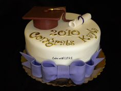 Graduation Cakes For Girls | Graduation Cake | Flickr - Photo Sharing!