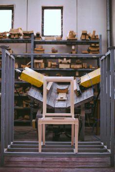 Lucrezia chair by Venetasedie Production