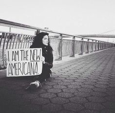 WE ARE THE NEW AMERICANA