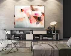 Abstract Canvas Art - Large Painting on Canvas, Contemporary Wall Art, Original Oversize Painting Large Abstract Wall Art, Large Canvas Art, Large Painting, Painting Abstract, Painting Art, Wall Canvas, Oversized Wall Decor, Oversized Canvas Art, Contemporary Wall Art