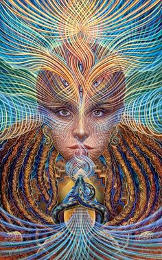 Amanda Sage, 1978 | Visionary painter