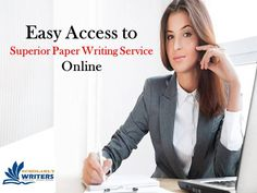 Online Superior Paper Writing Service