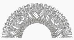 Álbumes web de Picasa Bobbin Lace Patterns, Sewing Patterns, Lace Making, Diy Clothes, Cross Stitch, Knitting, How To Make, Crochet Jewellery, Albums