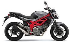 400ccで乗れる本格ストリートファイタースズキ グラディウス400