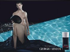 Armani Code Sport by Giorgio Armani: Launched earlier this year, the new fragrance for men is on the lines of the 2004 Armani Code and apparently has a new twist of freshness, excitement, adrenaline and seduction. The notes for the aromatic woody citrus include lemon, mandarin, three kinds of mint (wild mint, peppermint, and spearmint), ambergris (ambrox, in high concentration), ginger and vetiver.Image via Giorgio Armani Beauty