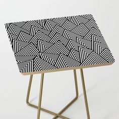 Jagged Side Table by Round Table Top, Furniture, Home Decor, Decoration Home, Room Decor, Home Furnishings, Round Tables, Arredamento, Interior Decorating