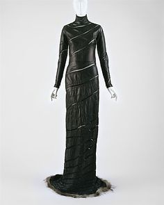 Collection | The Metropolitan Museum of Art;Evening dress Gianni Versace,S/S 1999