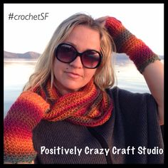 Style fashion accessories from Basia's Hat Factory / custom orders #crochetSF