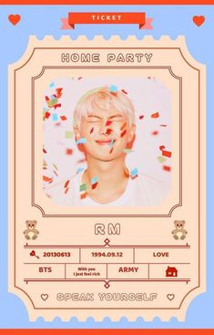 Bts Home Parties Thirty One Bags Bts Home Party, House Party, Home Party Games, Bts Jimin, Bts Bangtan Boy, Jimin Jungkook, Bts Taehyung, Bts Tickets, Party Tickets