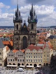 Back to Prague - loved this city!