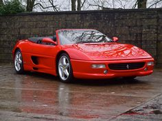 1996 Ferrari F355 Spider - Silverstone Auctions