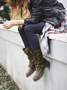 Free People Rayna Wrap Boot LOVE LOVE these boots~
