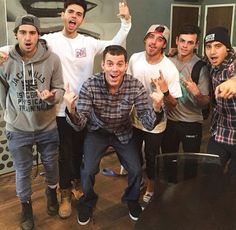Janoskians and Steveo